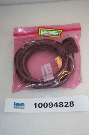 Cold Cathode Gauge Cable