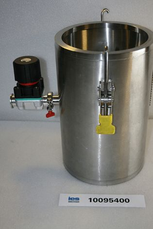 ION Source Vac Can
