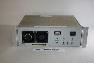 Pfeiffer TCP5000 Source Turbo Control