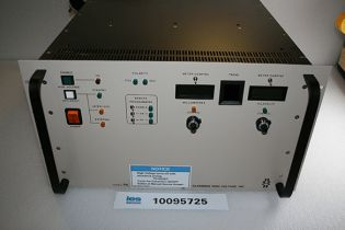 Power supply extraction assy, 75kV.