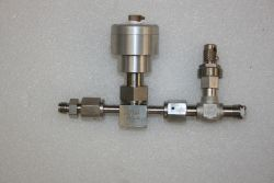 Nupro Valve and Restrictor