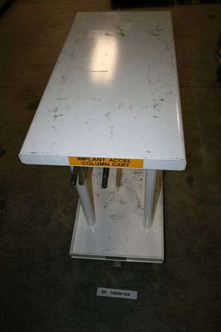 Implant Accel Column Cart - Wheeled