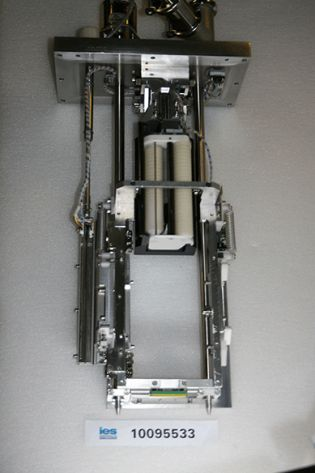 200mm Cassette Indexer